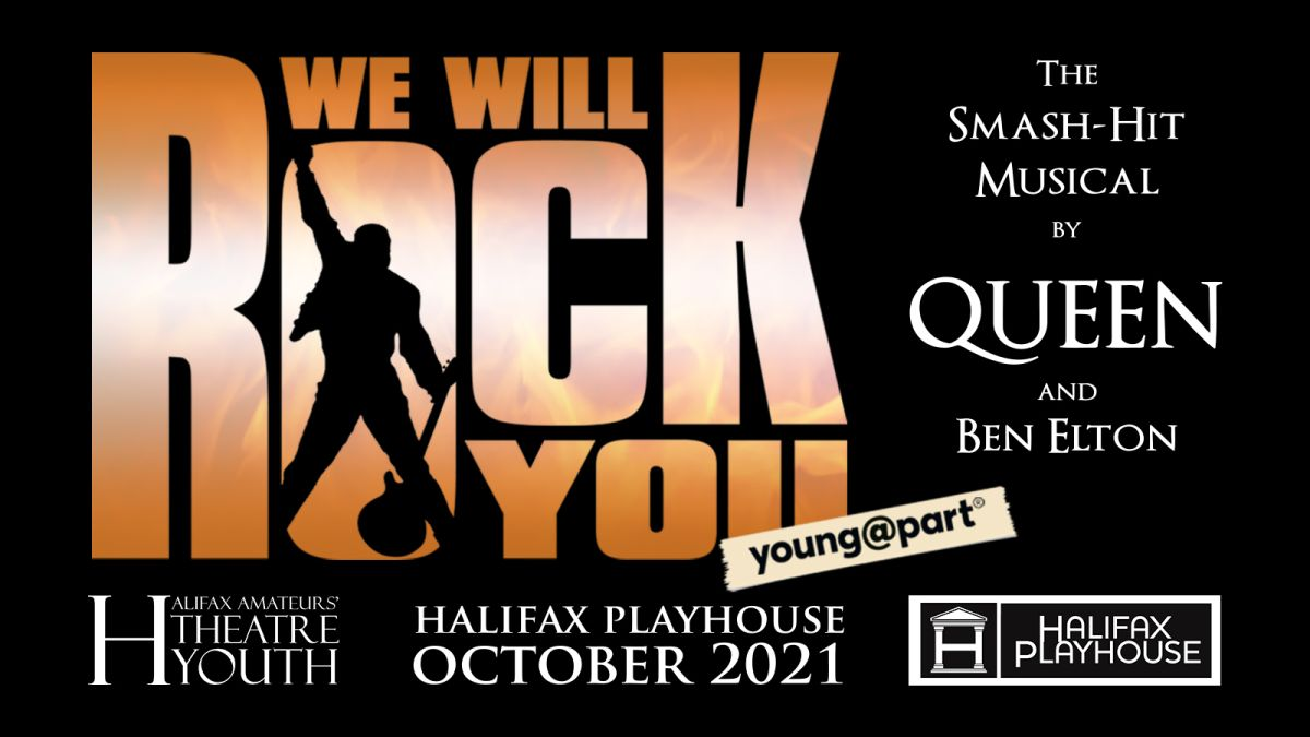 We Will Rock You at Halifax Playhouse